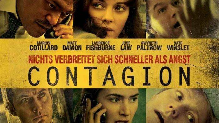 contagion rekomendasi film virus mematikan
