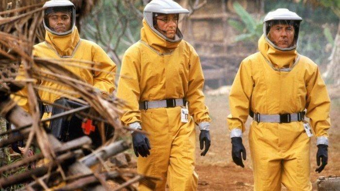 outbreak rekomendasi  film virus mematikan
