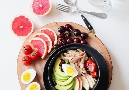 jaga kesehatan fisik dengan makanan yang sehat