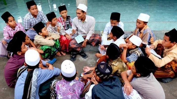 salah satu kegiatan di bulan ramadhan yaitu pesantren kilat