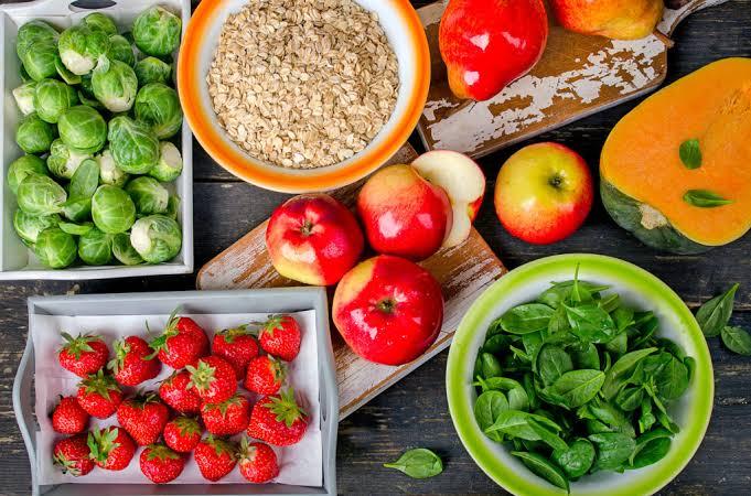 makanan berserat untuk menghilangkan perut buncit secara alami