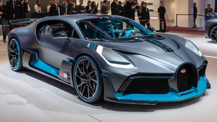 bugatti divo termasuk mobil mewah termahal di dunia