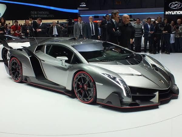 lamborghini veneno roadster termasuk mobil mewah termahal di dunia