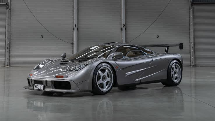 mclaren termasuk mobil mewah termahal di dunia