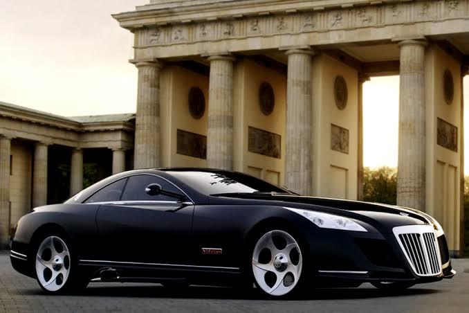 mercedes benz maybach exelero termasuk mobil mewah termahal di dunia
