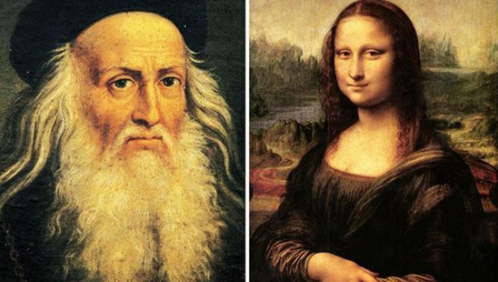 lukisan monalisa dan leonardo