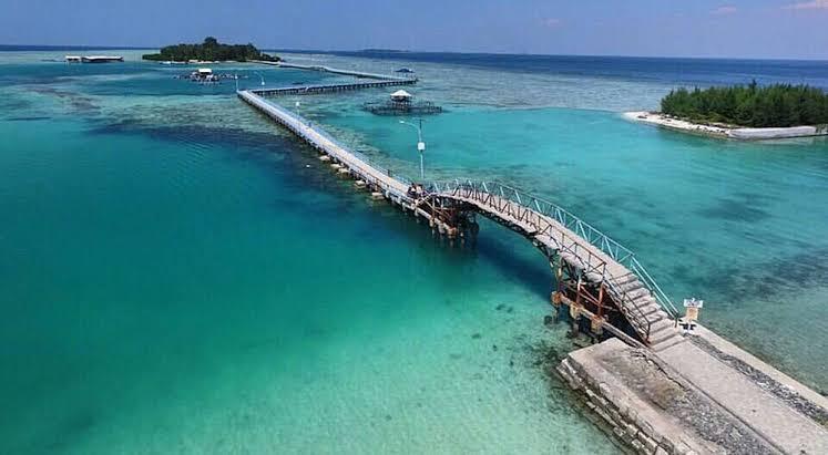 pulau tidung salah satu tempat wisata keluarga di jakarta dan sekitarnya