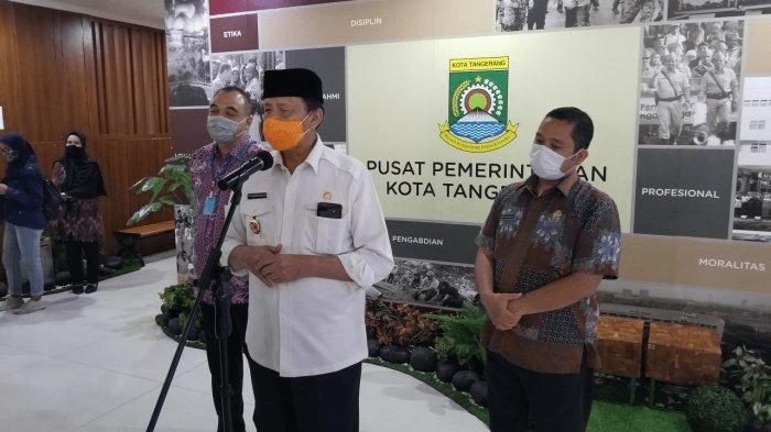 psbb tangerang diperpanjang oleh gubernur banten